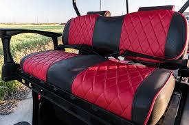 vampire golf cart full