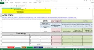 Project Estimate Template Excel Cost Analysis Spreadsheet Excel Construction Project