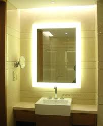 Illuminated cabinets modern bathroom mirrors Sliding Door Lighted Mirrors For Bathroom Lighted Bathroom Mirror Bathroom Traditional With Bathroom Visitavincescom Lighted Mirrors For Bathroom Lighted Mirror Bathroom Cabinet