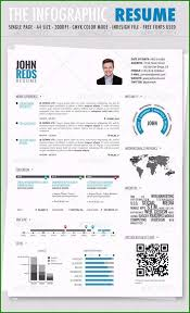 Resume In Powerpoint Infographic Resume Template Powerpoint Free Download