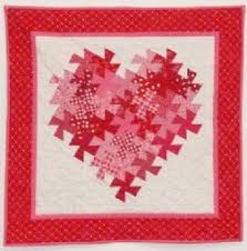 132 best Quilt - Twister ideas images on Pinterest | Twister ... & lil twister heart. Maybe for Hart Quinn? Adamdwight.com