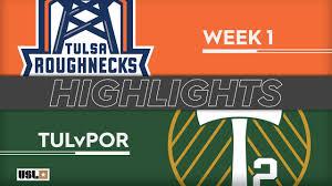 Usl Match Recap Tulsa Roughnecks Fc 1 Portland Timbers 2