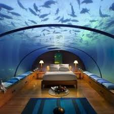 Lifestyles Of The Rich And Famous Daily Escape: The Underwater Bedroom At  The Conrad Maldives Rangali Island Hotel. Howu0027s This For Living It Upu2026    Pinteresu2026
