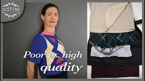 How to recognize poor vs. <b>good quality</b> in clothes (in 5 points ...