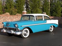 1956 chevy bel air-my car in high school in the late '60s-if I had ...