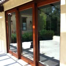 sliding patio french doors. Innovative Triple Sliding Glass Door Patio Doors Intended For Plan 1 French F