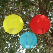 Solar Powered Chinese Lanterns Make Creative Lighting Year Round Chinese Lantern Solar Lights
