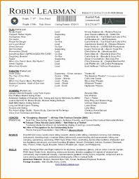 100 Functional Resume Template For Word Astonishing Proper