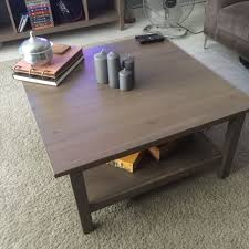 ikea hemnes coffee table furniture tables chairs on carou