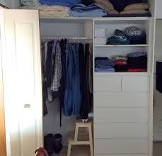 Add drawers for closets aka hack your built-in wardrobe