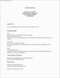 Free Blank Resume Templates Printable Elegant Free Printable Resumes