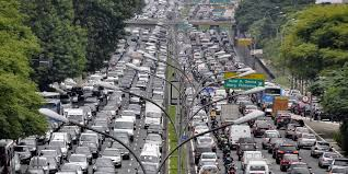 home office mexico. Affiliate Marketing In Real Life Office Vs Home - Mexico City Traffic Jam