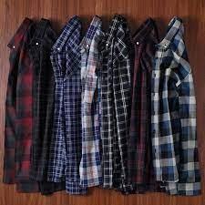 Bahan baju ini juga lembut di kulit. Kemeja Flanel Kemeja Pria Kemeja Kotak Kotak Shopee Indonesia