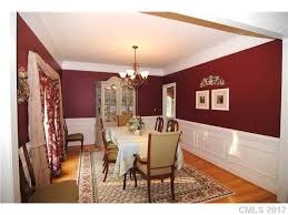 Red Dining Rooms Beauteous Dining Room Red Whyguernsey Inspiration Red Dining Rooms Collection