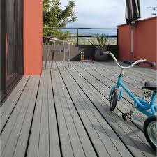 Pose D Une Terrasse En Bois Ou Composite De 15 M Leroy Merlin