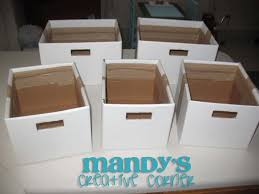 Decorating Cardboard Boxes Diy Cardboard Storage Boxes Fascinating With Additional Home 45