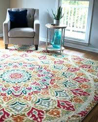 bright colored rugs popular colorful for living room xpoffice info regarding 10