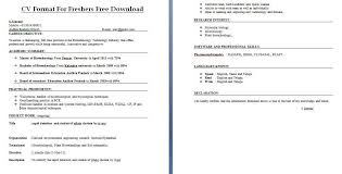 Importance Of A Resume Create A Resume Online For Free And Download