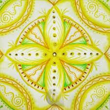Wurm im apfel kostenlos ausdrucken. Bildagentur Mauritius Images Mandala Watercolor Solar Plexus Chakra
