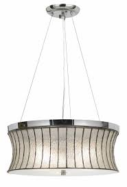 crystal chandelier with drum shade. Full Size Of Pendant Lights Modern Glass Drum Lighting Light Fixture Ceiling Shades Black Fixtures Linen Crystal Chandelier With Shade