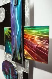modern metal rainbow wall art abstract metal wall sculpture decor pertaining to recent modern abstract on abstract metal wall sculpture acrylic modern art with image gallery of modern abstract metal wall art sculpture view 12