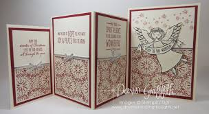 fold card four fold birthday card video dawn s stamping thoughts