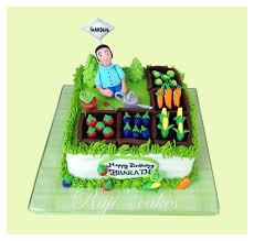 cake decoration garden theme elegant ve able garden cake cakecentral of cake decoration garden theme unique