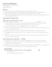 Director Of Nursing Resume Travel Nurse Resume Travel Nurse Resume ...