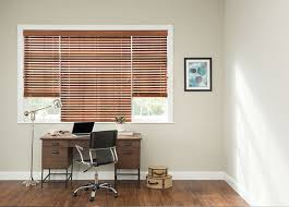 office window blinds. Budget Blinds Wood Office Window C