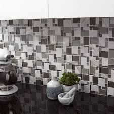 allen roth smoke glass wall tile backsplash inspiration lake and