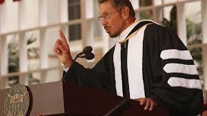 Larry Ellison tells USC grads how he went from divorced college dropout to  high-tech billionaire - Los Angeles Times