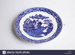 Blue Willow Pattern Interesting Design