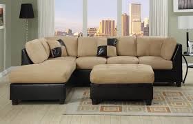 Of Living Rooms With Brown Furniture Furniture Charming Microfiber Couch For Modern Living Room Ideas