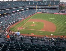 Orioles Park Seating Chart View Oriole Park At Camden Yards Section 322 Seat Views Seatgeek