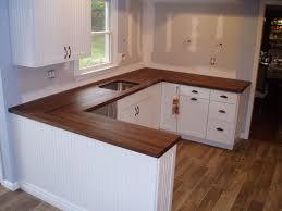 butcher block countertops 2. Walnut Edge Grain Butcher Block Wood COuntertop In White Kitchen Countertops 2 S