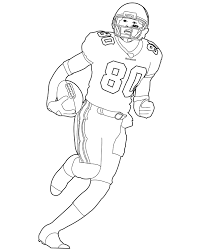 Small Picture Football player coloring pages printable ColoringStar