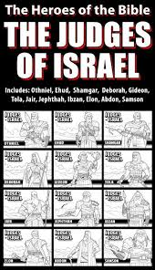 The Judges Of Israel Bundle Pack Bible Object Lessons