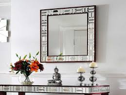 Small Picture Mirror Designs For Living Room Decorative Wall Mirrors For Living Room