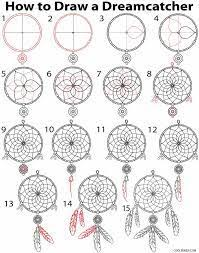 How To Draw A Dream Catcher Image result for how to make a dreamcatcher Art Pinterest 33