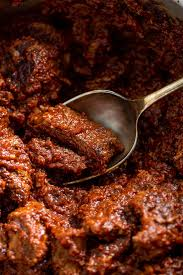 Chili pangs could strike anyone whenever the skies got gray and the wind turned cold. Texas Red Chili Recipe Texas No Bean Chili The Mom 100