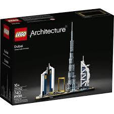 Giá bán Đồ chơi LEGO ARCHITECTURE - Thành Phố Dubai - Mã SP