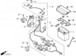 honda fourtrax 300 wiring diagram wiring diagram and schematic honda fourtrax 300 wiring harness at Honda 300 Atv Wiring Diagram