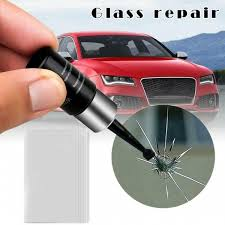 <b>Auto Car Windshield Windscreen</b> Window Glass Repair Resin Kit ...