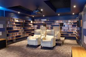 movie room lighting. Diy Movie Room Ideas Home Theater Contemporary With Ceiling Lighting Recessed Light