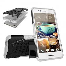 htc 728. discount hybrid dual layer armor heavy duty shockproof kickstand case cover for htc desire 728 - htc