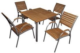 Table Et Chaise De Terrasse Pour Restaurant