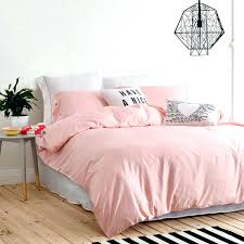 pink full size bed light skirt bedspread quilt