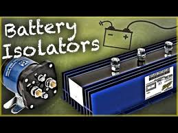 battery isolators types how to install car audio