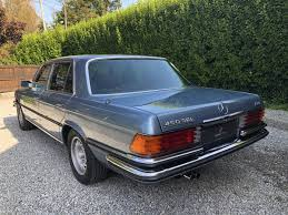 Full tan leather interior (including. 1979 Stunning Mercedes Benz 450 Sel 6 9 For Sale Car And Classic Car And Classic