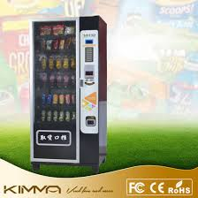 Dex Vending Machine Delectable China Kimma Factory Directly Supplied Vending Machine Operated By